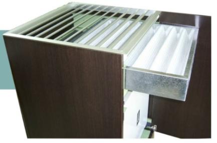 Purificador de aire MTX2600HEPA-DUO
